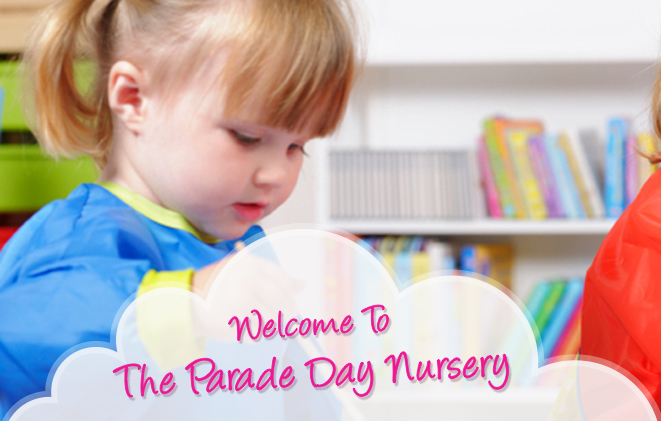 welcome The Parade Day Nursery